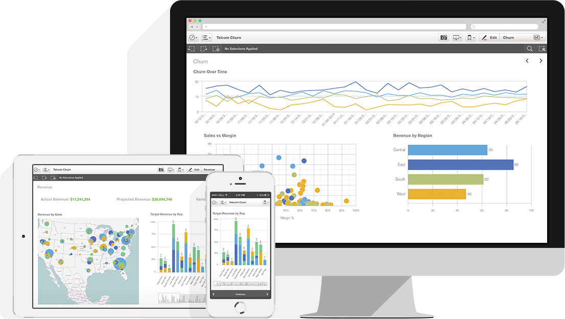Sistemas de Visualización de Datos